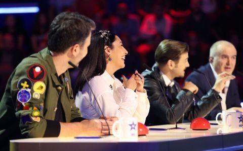 Imagini EXCLUSIVE din culisele sezonului #9suprem din bdquo;Românii au Talent . Cum se distrează jurații în spatele camerelor