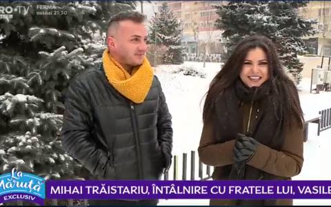 VIDEO Mihai Trăistariu, întoarcerea acasă. Ce l-a impresionat cel mai mult pe artist