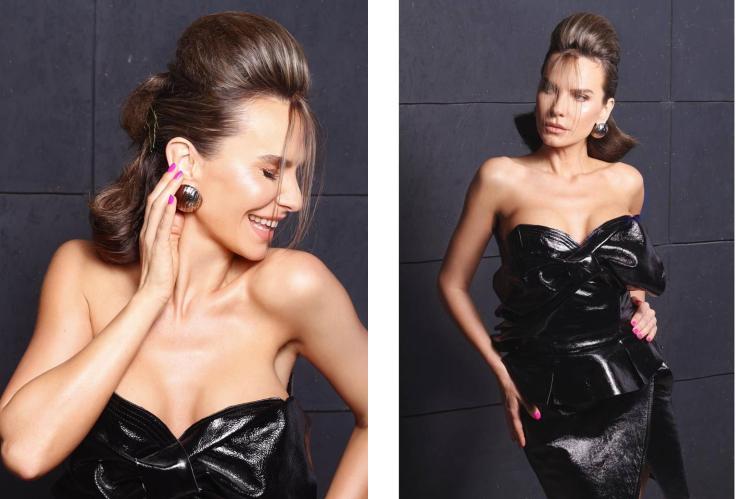 Anna Lesko, în Dubai! E mai frumoasă ca prinţesa unui şeic şi e incredibil de sexy