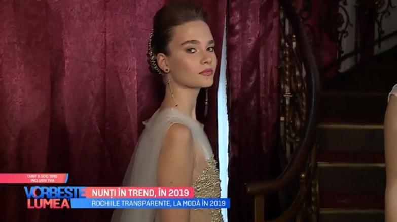 VIDEO Nunți în trend, în 2019