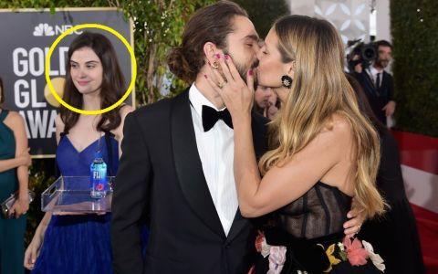 Fata cu apa de la Globurile de Aur a dat în judecată compania care a făcut-o celebră