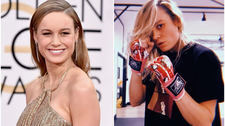 Brie Larson a devenit o femeie dură după rolul din Captain Marvel. bdquo;Am reușit să împing la deal un jeep