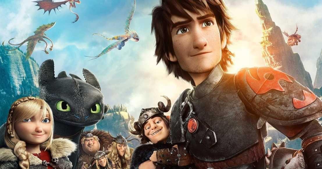 bdquo;How to train your dragon 3 , pe primul loc în box office imediat după debutul în cinematografe
