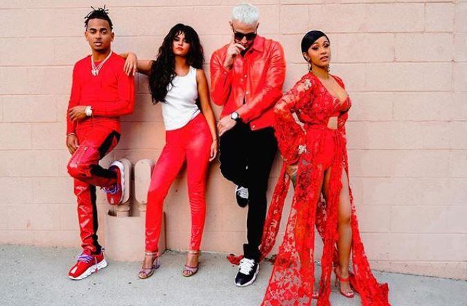 """""""Taki Taki"""", hit-ul semnat DJ Snake feat. Cardi B, Selena Gomez și Ozuna a ajuns la un miliard de vizualizări pe YouTube"""