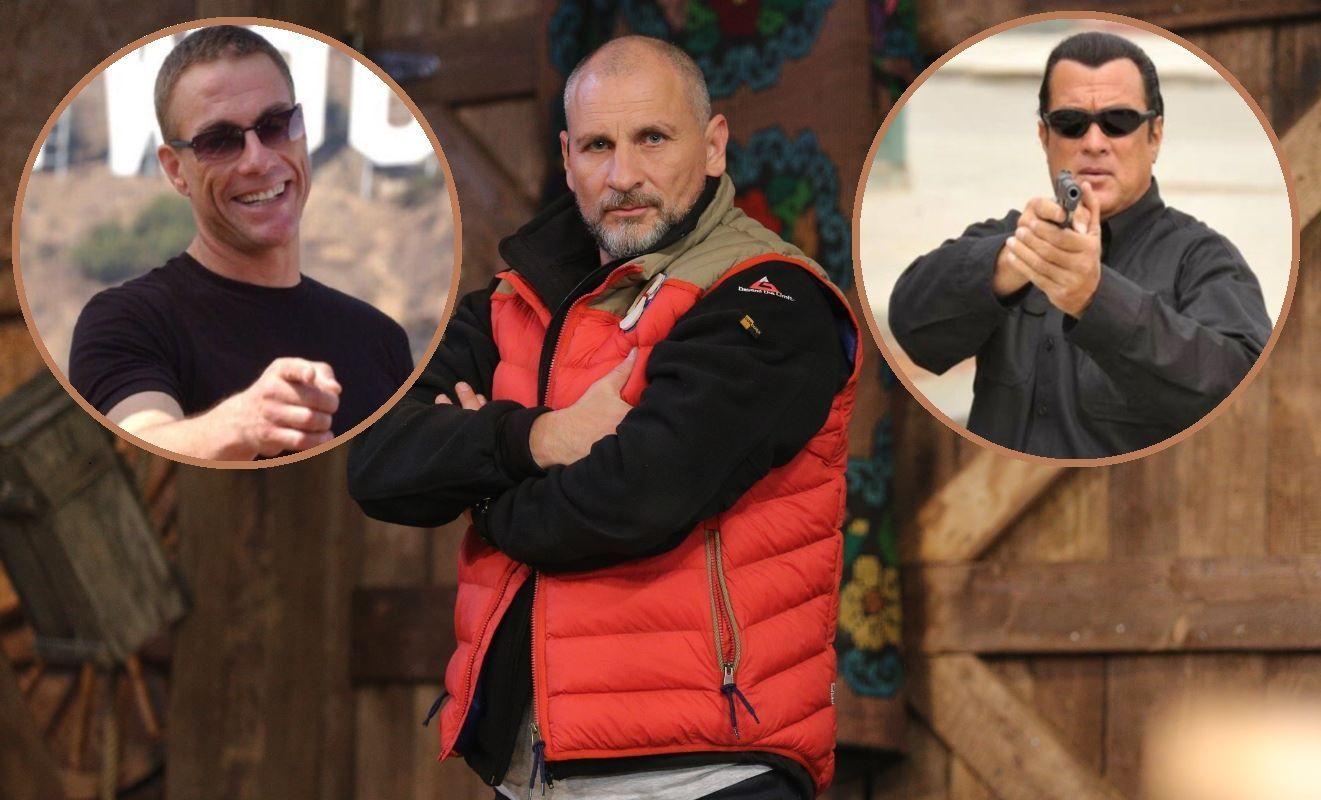 Cristi Bozgan i-a refuzat pe Van Damme și Steven Seagal ca să vină la FERMA