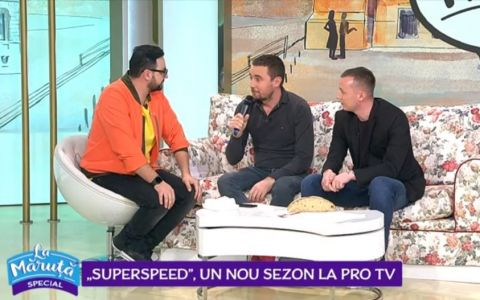 VIDEO  Superspeed  revine cu un nou sezon la PRO TV!