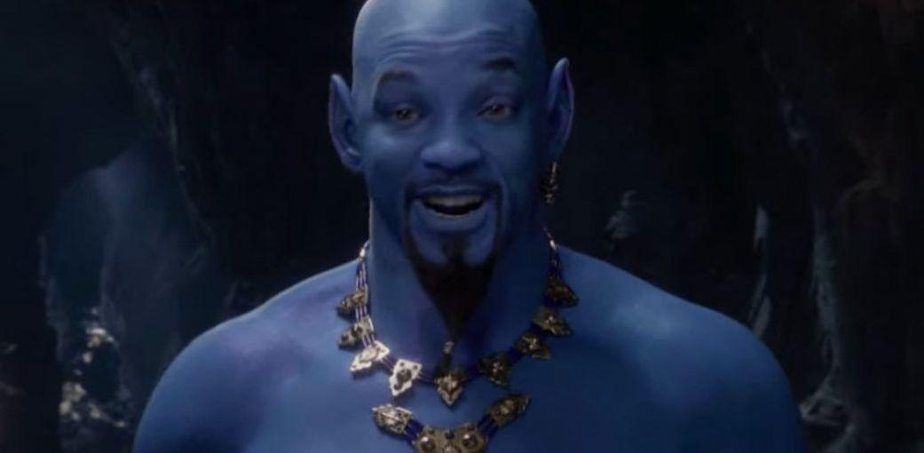 Cum arată Will Smith în rolul Genie din  Aladdin . Fanii sunt siderați