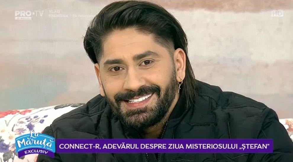 """VIDEO Connect-R, adevărul despre ziua misteriosului """"Ștefan"""""""