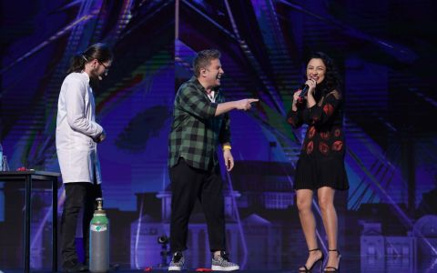 VIDEO PRO TV PLUS: Mai mult curaj, mai mult talent, Românii au Talent integral