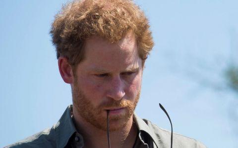 Prințul Harry, la un pas de moarte.  A avut noroc că a scăpat teafăr