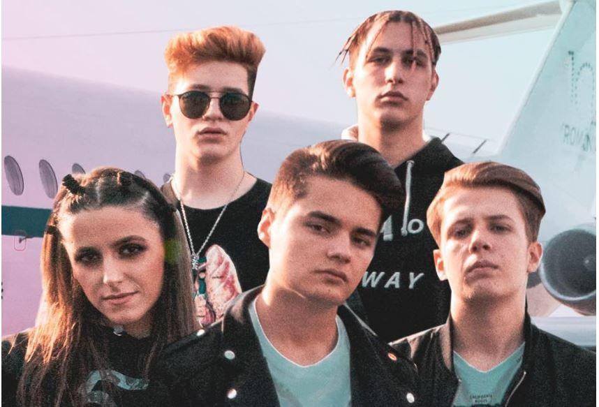 5GANG  lovește  din nou: concertul de la Arenele Romane este sold out, un record pentru o trupă românească