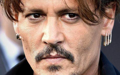 Johnny Depp, de nerecunoscut. Ce transformare de look a suferit