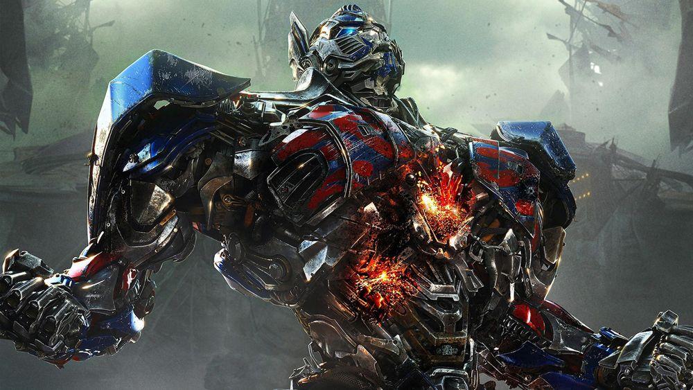 Transformers  devine și serial animat