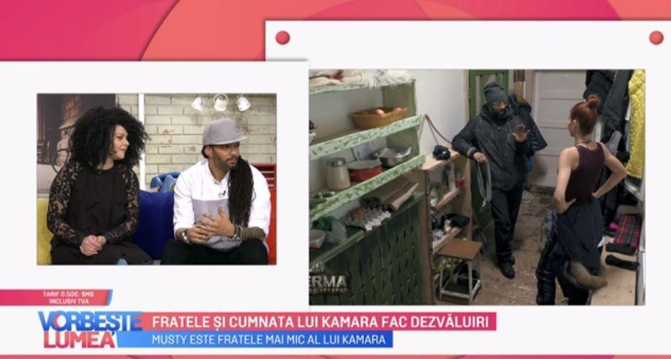 VIDEO Fratele și cumnata lui Kamara fac dezvăluiri