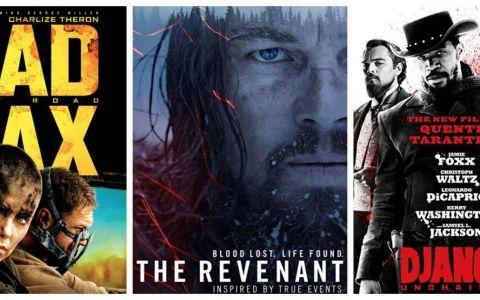 Cele mai bune filme vor fi la PRO TV, într-un weekend de Oscar!