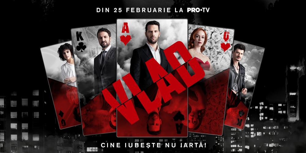 Evenimentul grandios de lansare a superproducției VLAD de la PRO TV, transmis LIVE