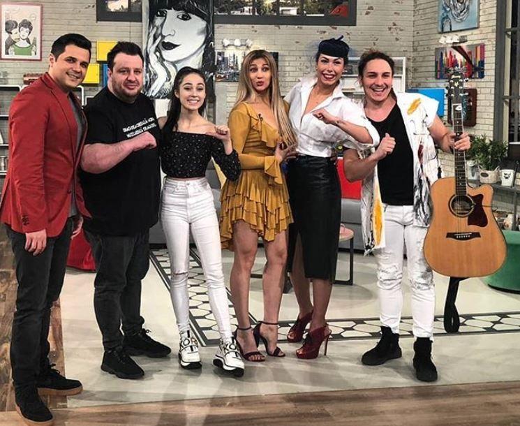 VIDEO Din 3 martie, cântăm împreună cu Tiri Michael și Andra Gogan