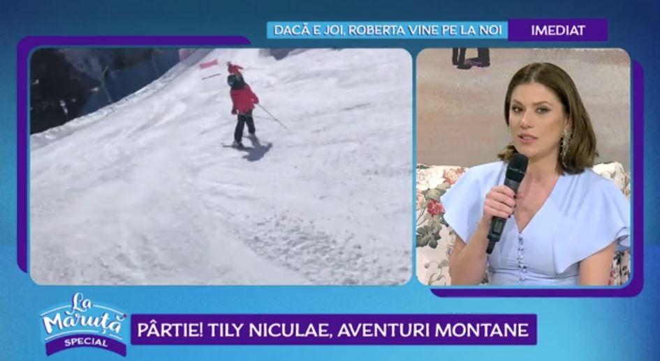 VIDEO Tily Niculae, povestiri din vacanță