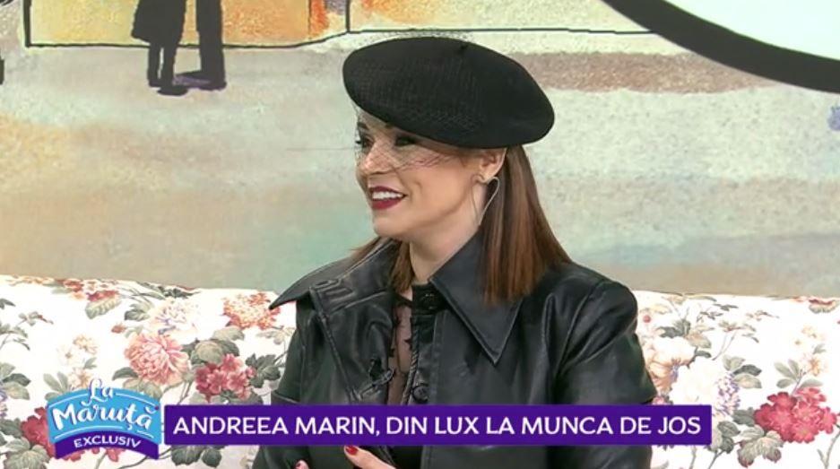 VIDEO  Andreea Marin începe un nou proiect de suflet. Despre ce este vorba