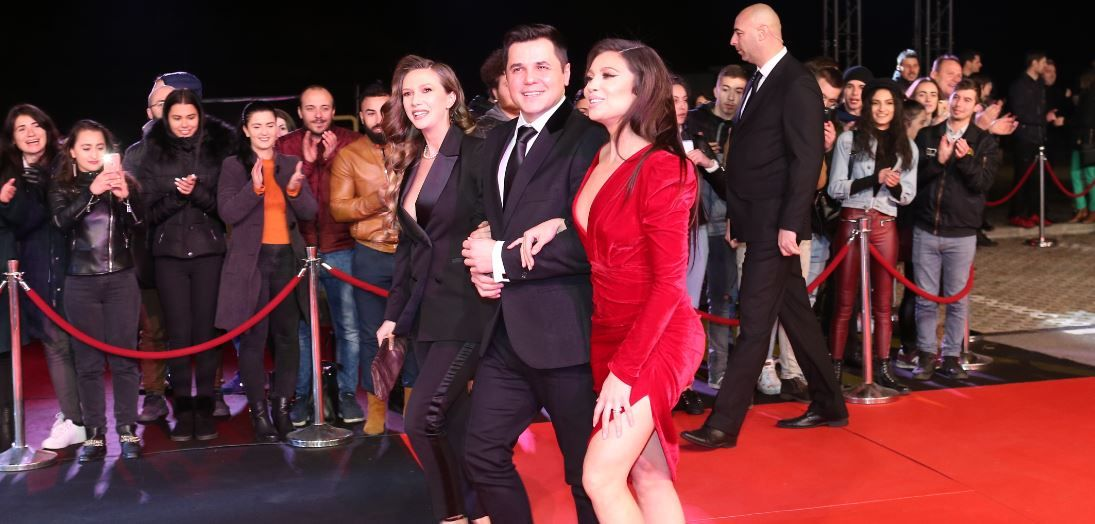 "VIDEO ""Vlad"", petrecere ca la Oscaruri"