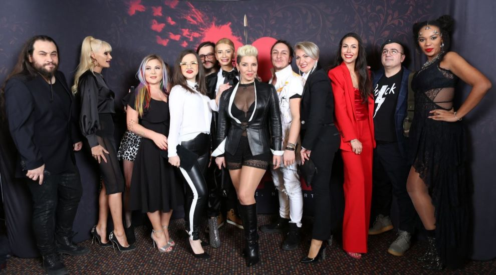 Jurații de la Cântă acum cu mine au făcut spectacol la avanpremiera serialului VLAD