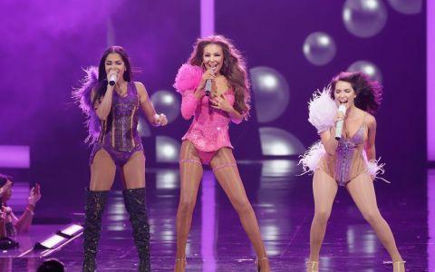 Cine este românca care a pașit alături de Thalia, J Balvin si Daddy Yankee, pe covorul rosu la premiile Lo Nuestro