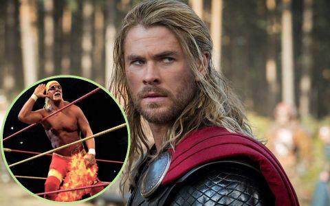 Chris Hemsworth (Thor) îl va juca pe Hulk Hogan. bdquo;Pe bune? Arată ca Brad Pitt în Troia