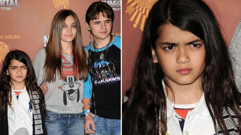 Cum arată acum Blanket, unicul copil biologic al lui Michael Jackson. Tocmai a împlinit 17 ani