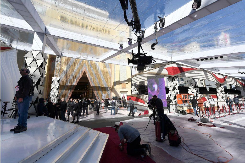 Oscar 2019. Cum va arăta scena: 26.000 de cristale Swarovski și 40.000 de trandafiri reali