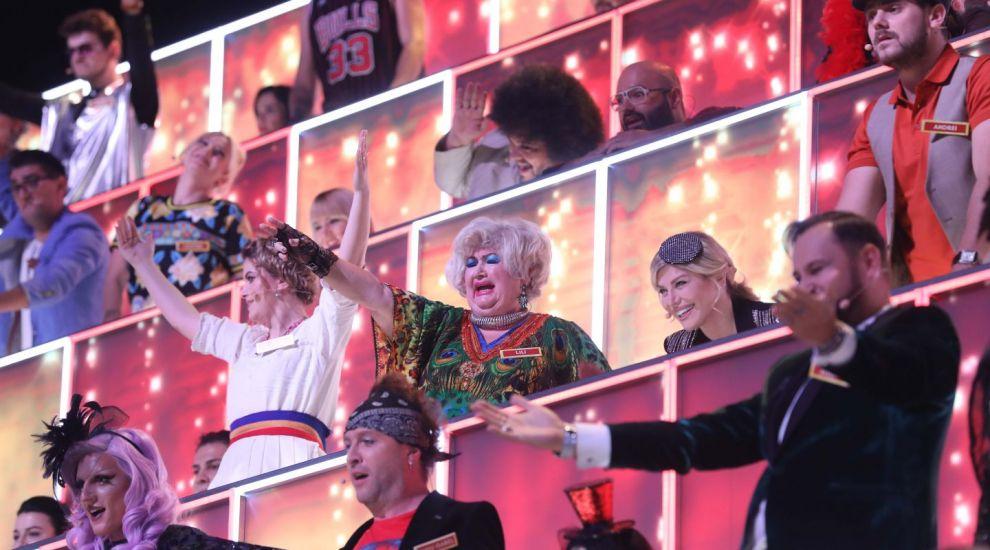 De lângă Geri Halliwell (ex Spice Girls) direct lângă Loredana! Artistul de la All together now este la Cântă acum cu mine!