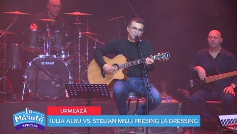 VIDEO Actorii din Las Fierbinți, invitați la concertul lui Mărgineanu