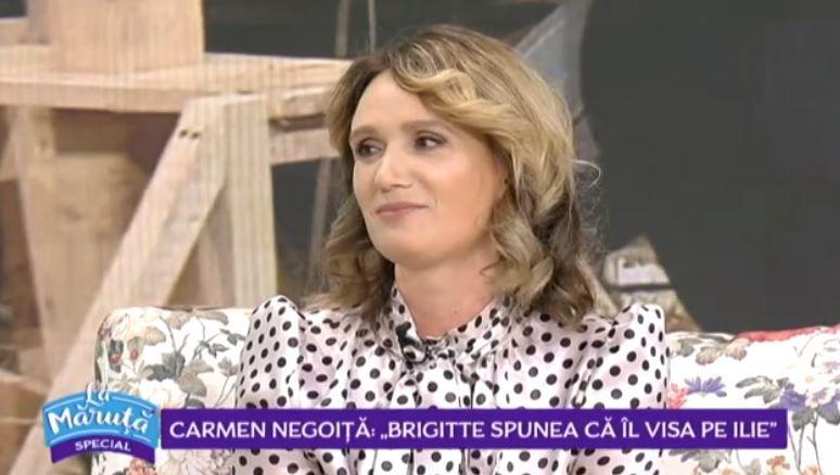 VIDEO Brigitte vs Carmen Negoita. Conflict deschis în Ferma