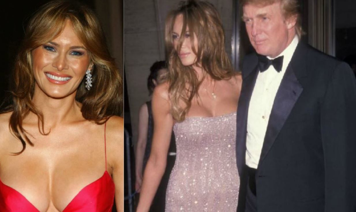 Cu cine s-a iubit Melania înainte să se mărite cu Donald Trump