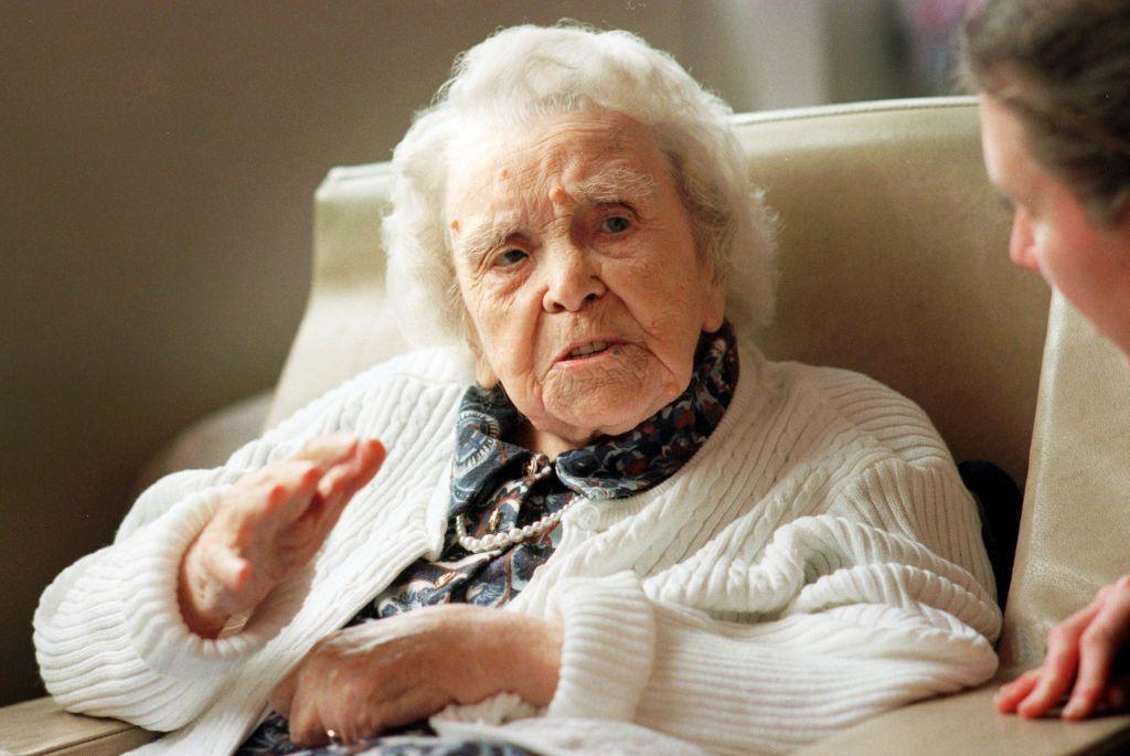 A ajuns la 109 ani şi a dezvăluit secretul ei:  Femei, staţi departe de bărbaţi