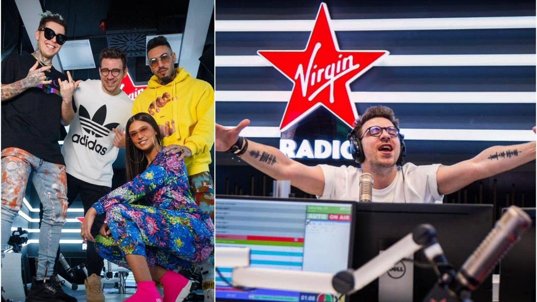 Maraton LIVE de 24 de ore la Virgin Radio! Cei mai tari artiști au făcut noapte albă alături de Andrei Niculae
