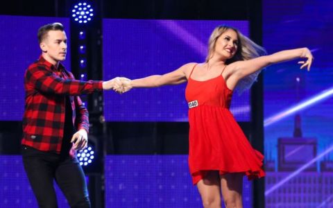 Românii au talent, sezonul #9suprem, ediția a patra:Andrei Tarnita și Andrada Luca