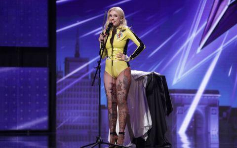 Românii au talent, sezonul #9suprem, ediția a patra: Lucky Hell
