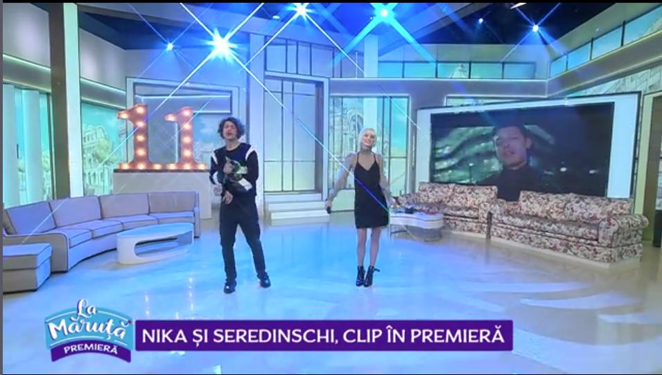 VIDEO Nika și Seredinschi, clip în premieră