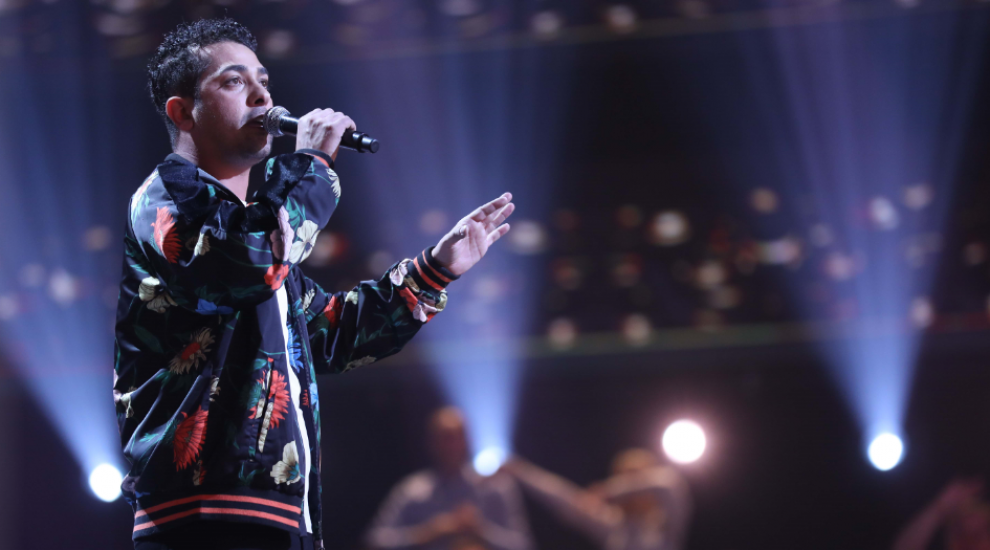 """Cântă acum cu mine, prima ediție: Valentin Dinu a interpretat celebra piesă a celor de la Cargo, """"Dacă ploaia s-ar opri"""""""