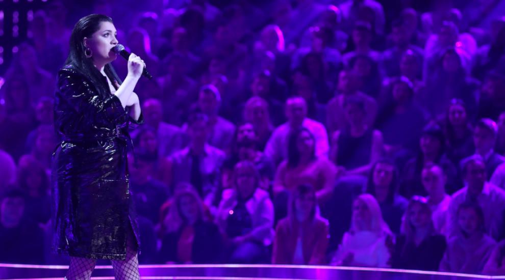"""Cântă acum cu mine, prima ediție: Teodora Constantin a interpretat piesa """"Take me to church"""""""