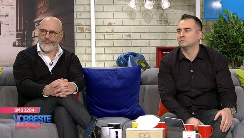VIDEO Cristian Andrei și Rareș Năstase, despre  consumul de droguri printre copii și adolescenți
