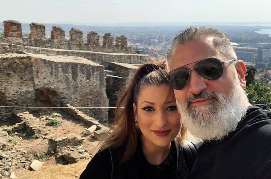 Damian Drăghici a devenit tată. Iubita cu 23 de ani mai tânără a născut un băiețel