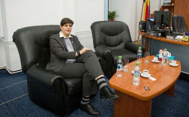 Laura Codruţa Kovesi:  Sunt un om ca oricare altul, nu am baghetă magică. ( hellip;) Aş fi perfectă dacă nu aş fi eu