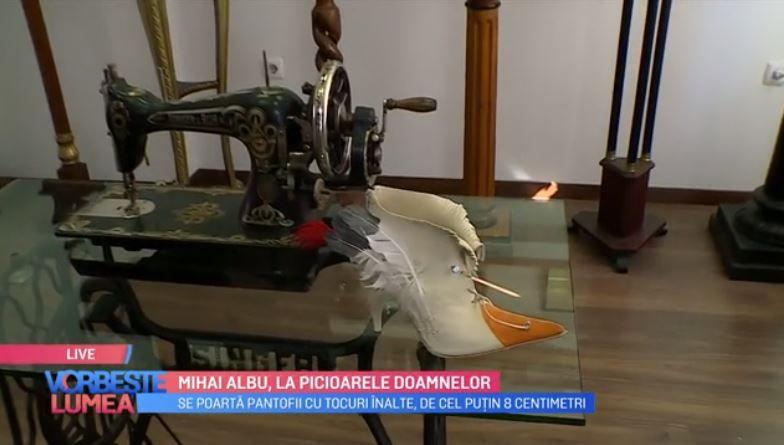 VIDEO Mihai Albu, propuneri de încălțăminte pentru primăvară