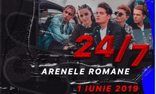 5 Gang lansează al doilea show la Arenele Romane: două show-uri în 24 de ore, pe 1 iunie