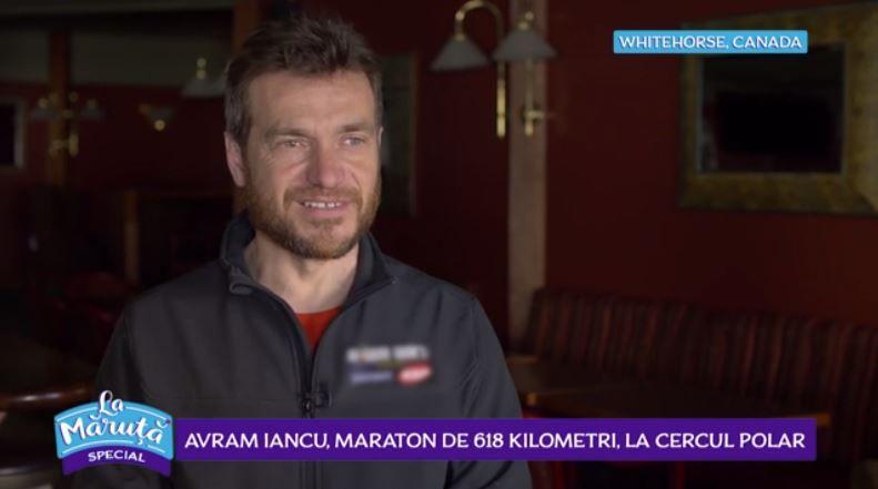 VIDEO Avram Iancu, maraton de 618 kilometri la cercul polar
