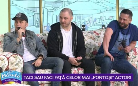 VIDEO  Faci sau taci , o comedie de top