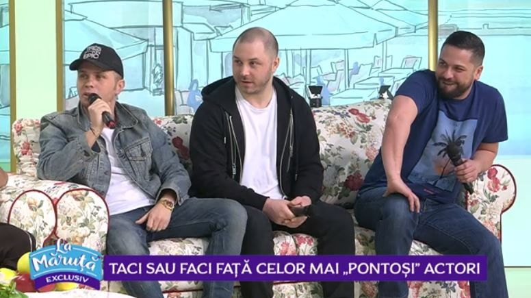 "VIDEO ""Faci sau taci"", o comedie de top"