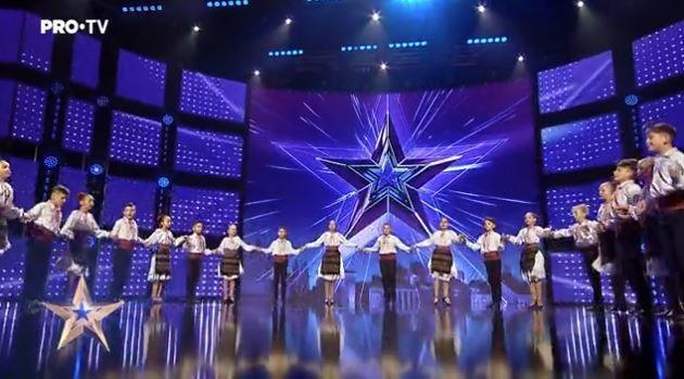 Românii au talent, sezonul #9suprem, ediția numărul 5: Ansamblul de dansuri popular Ciocârlia