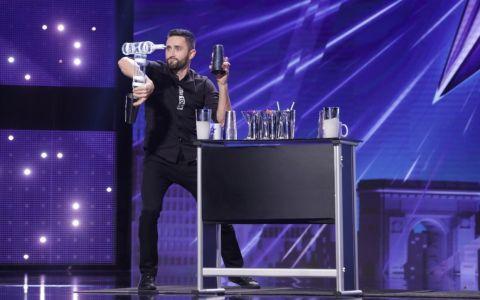 Românii au talent, sezonul #9suprem, ediția numărul 5: Alexander Shtifanov